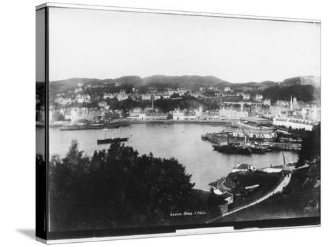 Oban, Argyll and Bute, Scotland--Stretched Canvas Print