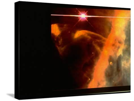 Hubble Space Telescope Image of Orion Nebula-C.R. O'Dell-Stretched Canvas Print