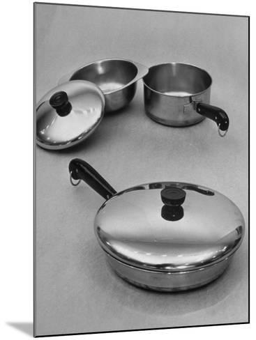 Revere Ware Cooking Utensils-Martha Holmes-Mounted Premium Photographic Print