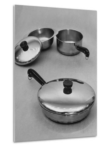 Revere Ware Cooking Utensils-Martha Holmes-Metal Print