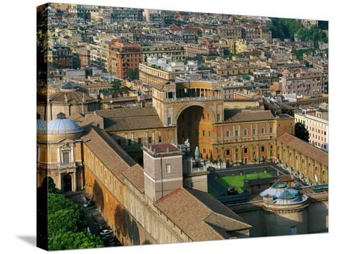 Italy - Lazio Region - Rome - Vatican City - Vatican Palace--Stretched Canvas Print