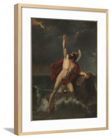 Ajax--Framed Art Print