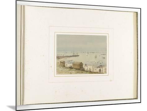Album de l'isthme de Suez-?douard Riou-Mounted Giclee Print