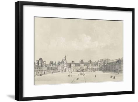 Album : Souvenirs de Fontainebleau-Philippe Benoist-Framed Art Print