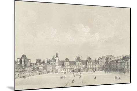 Album : Souvenirs de Fontainebleau-Philippe Benoist-Mounted Giclee Print