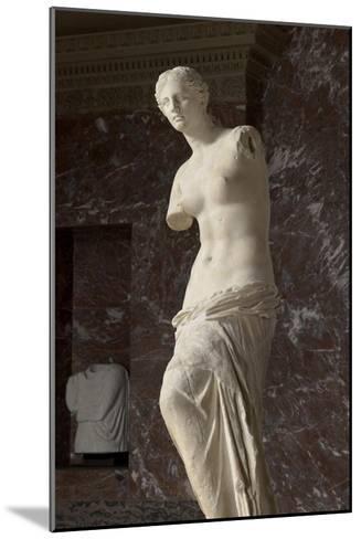 Aphrodite dite Vénus de Milo--Mounted Giclee Print