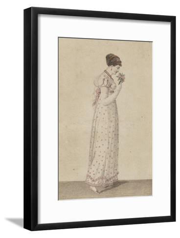 Costume Parisien--Framed Art Print