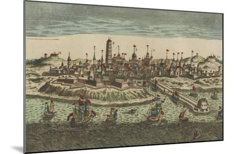 Dunkerque--Mounted Giclee Print