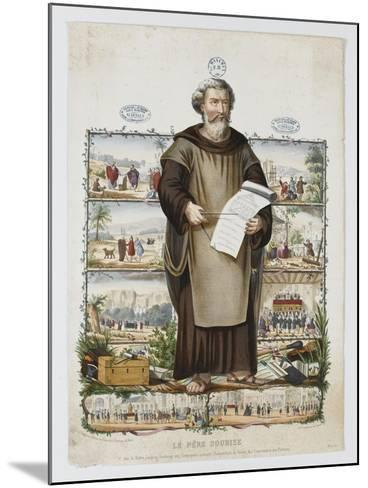 Le père Soubise--Mounted Giclee Print