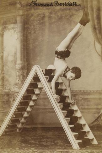 Fernand Bertoletti--Stretched Canvas Print