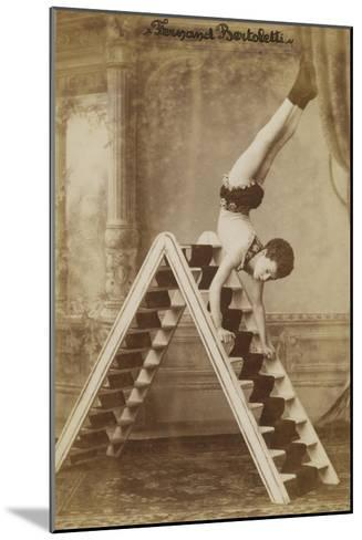 Fernand Bertoletti--Mounted Giclee Print