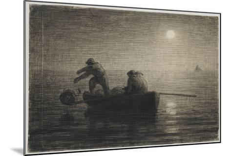 Les P�eurs-Jean-Fran?ois Millet-Mounted Giclee Print