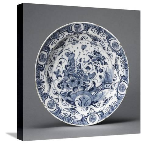 Plat--Stretched Canvas Print