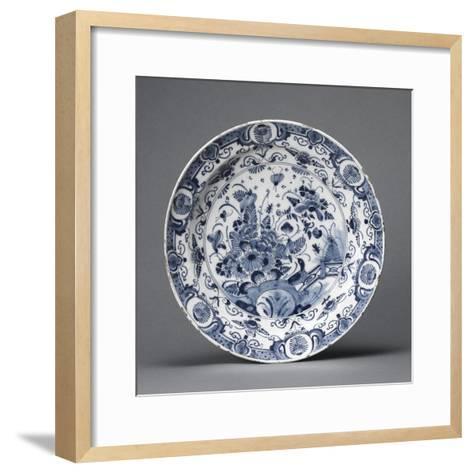 Plat--Framed Art Print