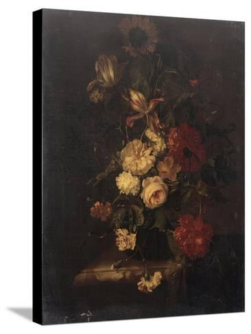 Fleurs-J.B. Wackis-Stretched Canvas Print