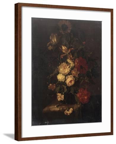 Fleurs-J.B. Wackis-Framed Art Print