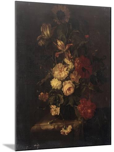 Fleurs-J.B. Wackis-Mounted Giclee Print