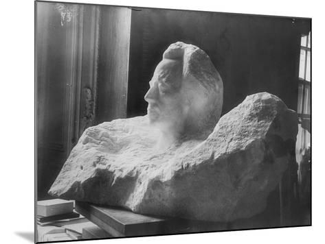 Gustave Mahler-Auguste Rodin-Mounted Giclee Print