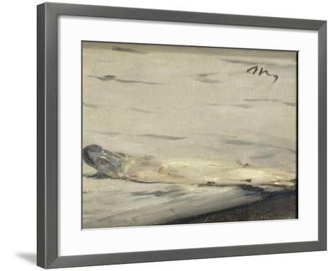 L'asperge-Edouard Manet-Framed Art Print