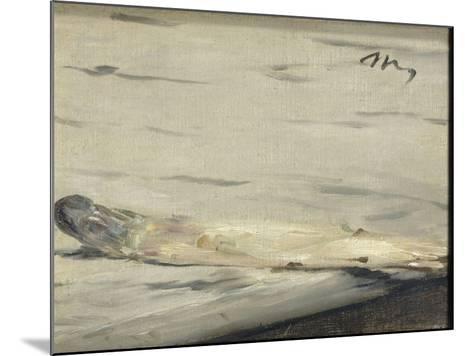 L'asperge-Edouard Manet-Mounted Giclee Print