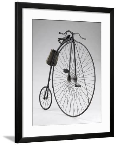 Grand-Bi Renard--Framed Art Print