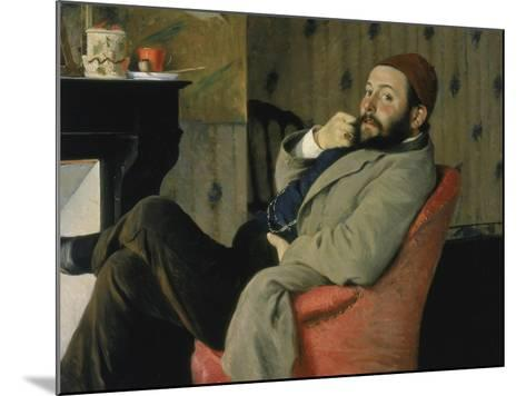 Carnet d'études-Gustave Moreau-Mounted Giclee Print
