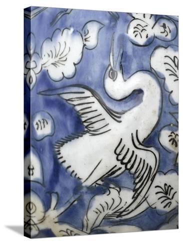 Bouteille au chasseur--Stretched Canvas Print