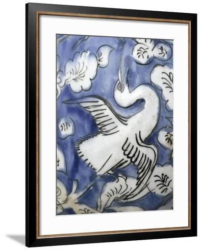 Bouteille au chasseur--Framed Art Print