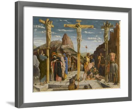 Le Calvaire-Andrea Mantegna-Framed Art Print