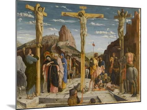 Le Calvaire-Andrea Mantegna-Mounted Giclee Print