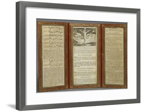 Canon d'autel--Framed Art Print