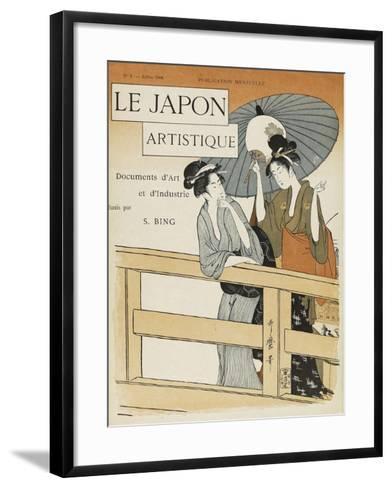 Le Japon artistique, n° 3--Framed Art Print