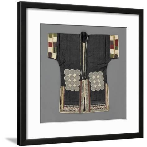 Veste d'homme--Framed Art Print
