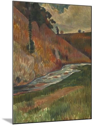 Paysage-Charles Laval-Mounted Giclee Print