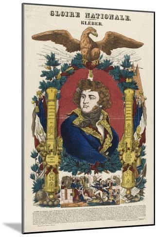 Gloire nationale : Kléber--Mounted Giclee Print