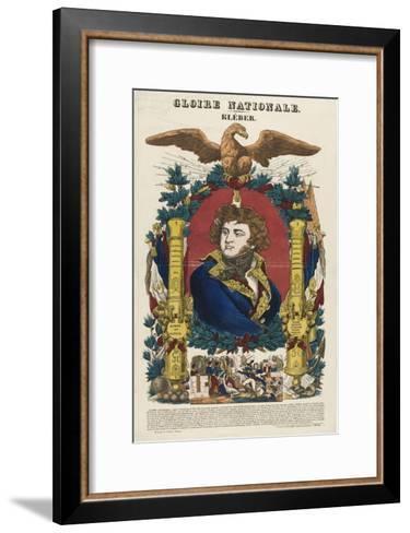 Gloire nationale : Kléber--Framed Art Print