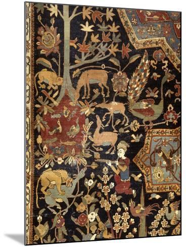 Tapis de Mantes--Mounted Giclee Print