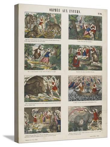 Orphée aux enfers--Stretched Canvas Print