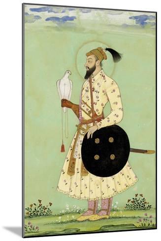 Portrait du prince Mohammed Uu Azzam Shah Alem--Mounted Giclee Print