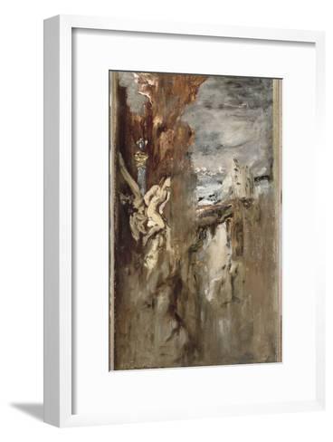 Prom?th?e-Gustave Moreau-Framed Art Print