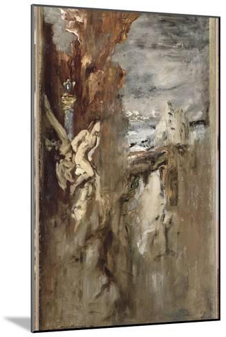 Prom?th?e-Gustave Moreau-Mounted Giclee Print