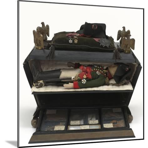 Sarcophage reliquaire--Mounted Giclee Print