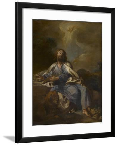 Saint Marc-Charles de La Fosse-Framed Art Print