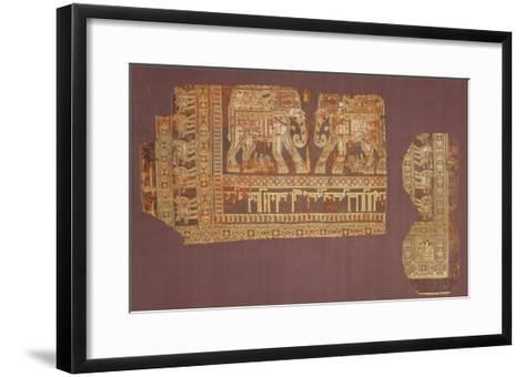 Suaire de Saint Josse--Framed Art Print