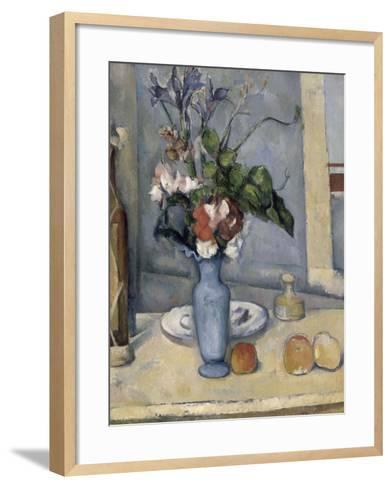 Le Vase Bleu Giclee Print By Paul Czanne Art