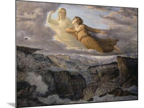 Le Poème de l'âme. L'Idéal-Louis Janmot-Mounted Giclee Print