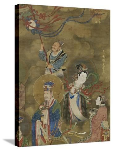 Les Régents des Onze luminaires--Stretched Canvas Print
