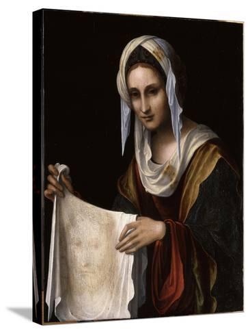 Sainte Véronique-Lorenzo Costa-Stretched Canvas Print