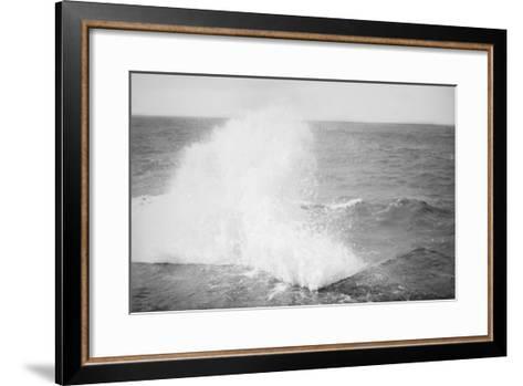 Vague--Framed Art Print