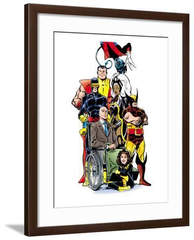 Essential X-Men V3: Shadowcat-John Byrne-Framed Art Print